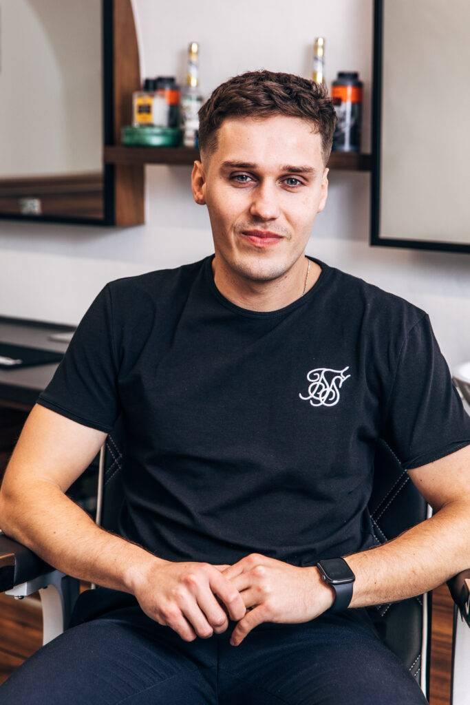 1st BARBER SHOP LITOMYŠL, Martin Malinský