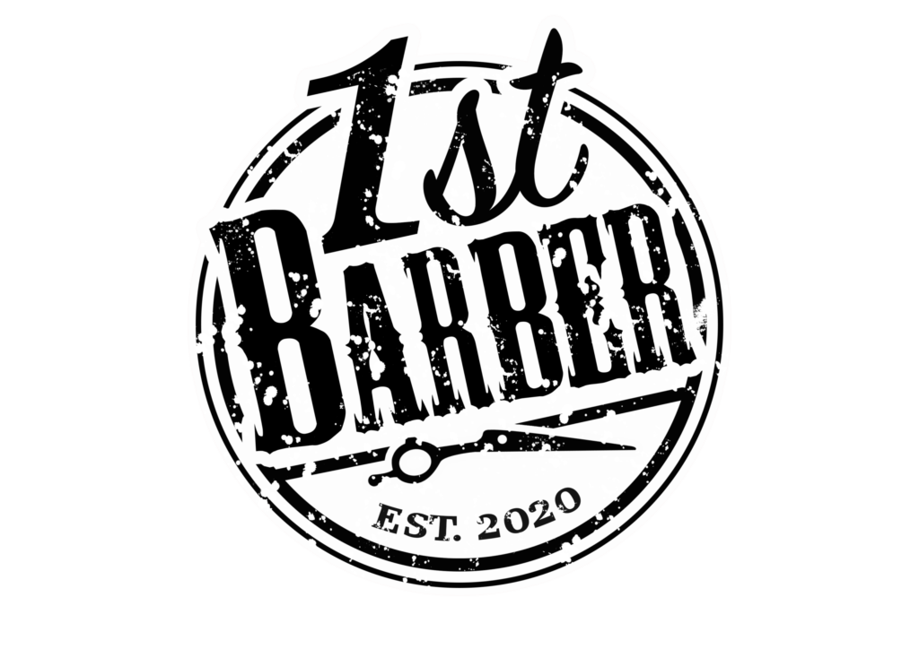 Logo 1st BARBER SHOP LITOMYŠL